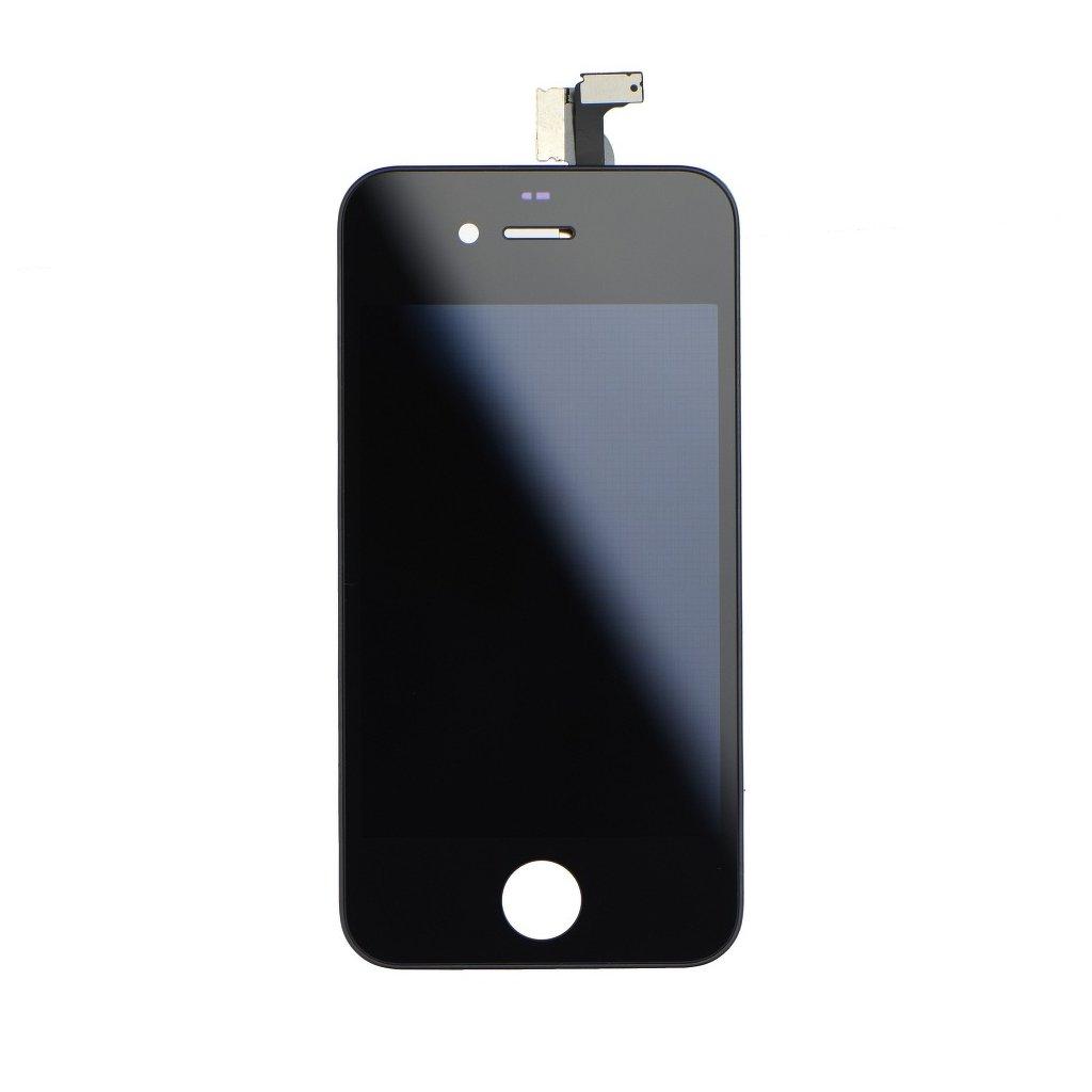 178 2 iphone 4 4g lcd displej dotykova deska sklo cerne oem