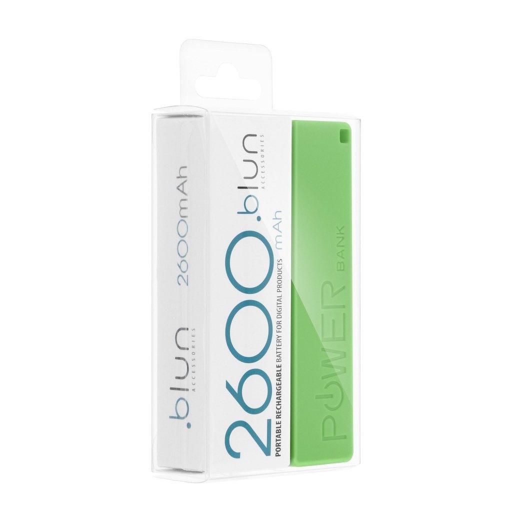 49133 perfume zalozni baterie power bank 2200mah 1a limonka