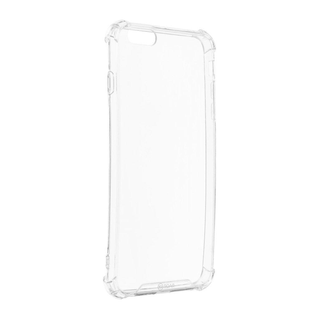 81860 1 pouzdro armor jelly roar apple iphone 6 6s plus transparentni