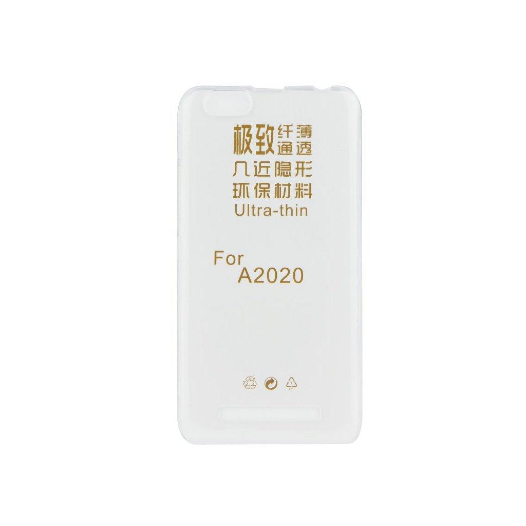 57675 pouzdro back case ultra slim 0 3mm lenovo moto z play transparentni