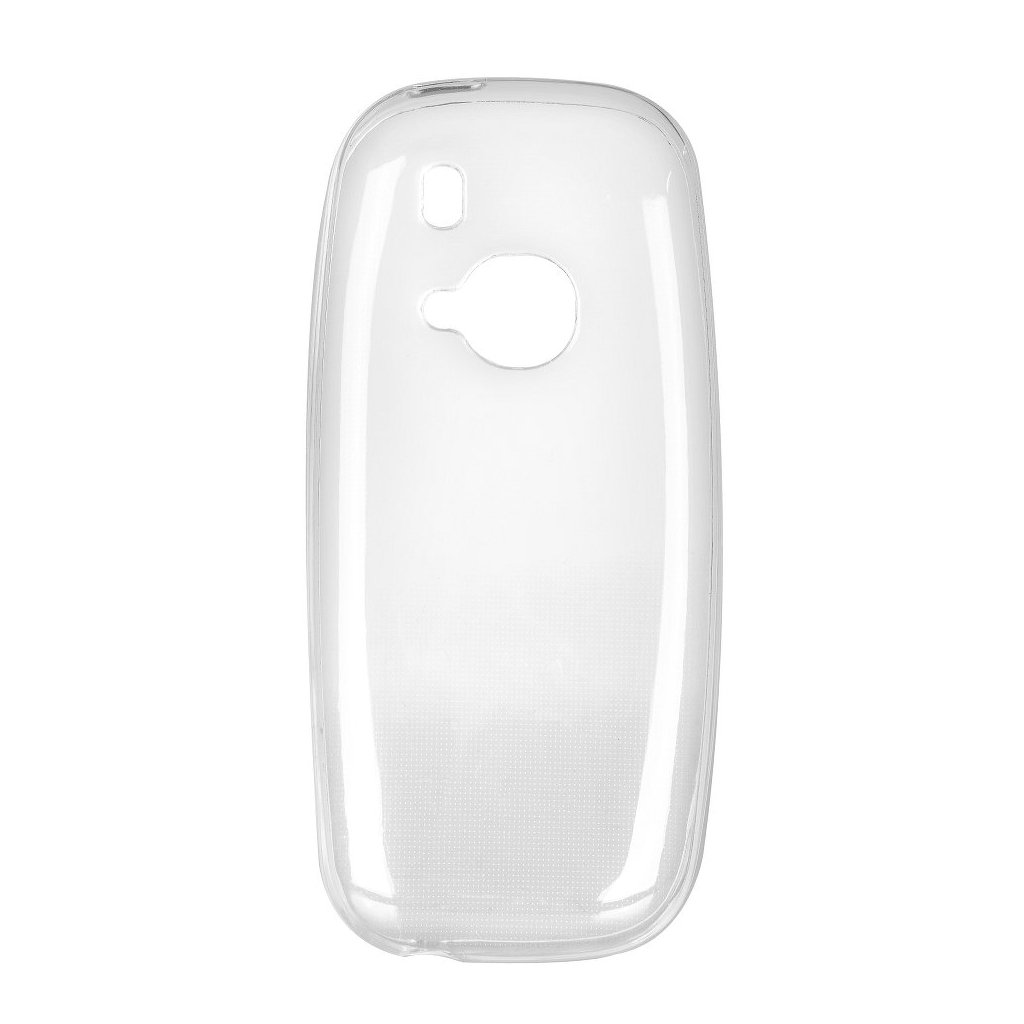 60348 pouzdro back case ultra slim 0 3mm nokia 3310 2017 transparentni