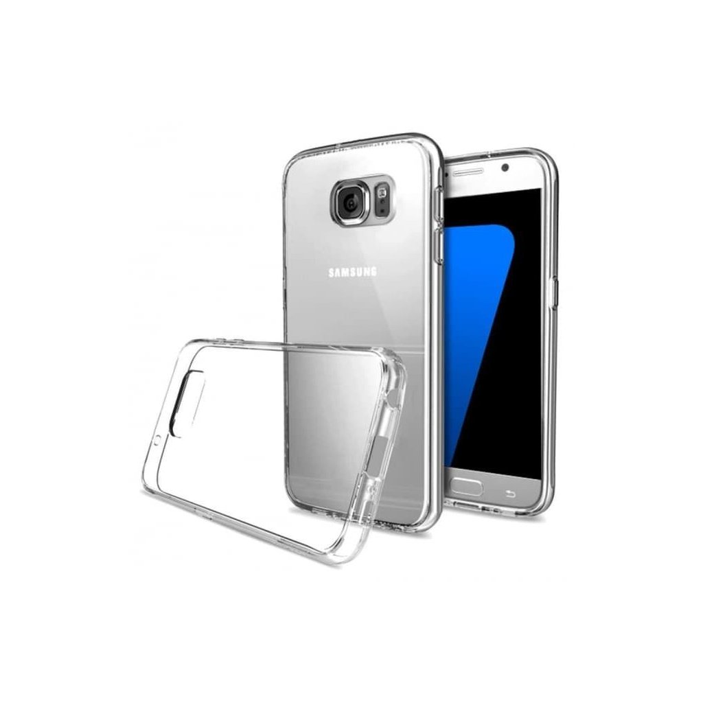 3913 pouzdro back case ultra slim 0 3mm samsung g935f galaxy s7 edge transparentni