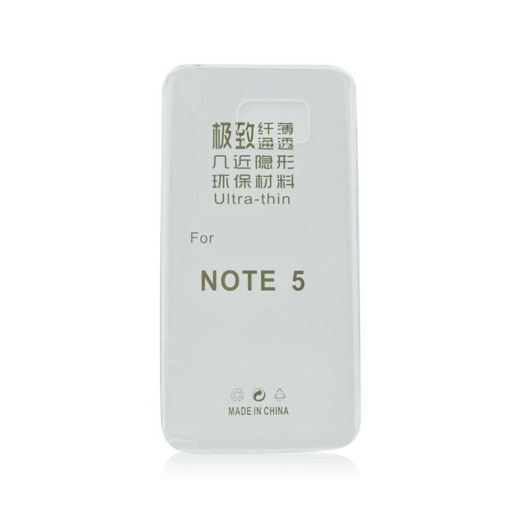 13201 1 pouzdro back case ultra slim 0 3mm samsung n920 galaxy note 5 transparentni