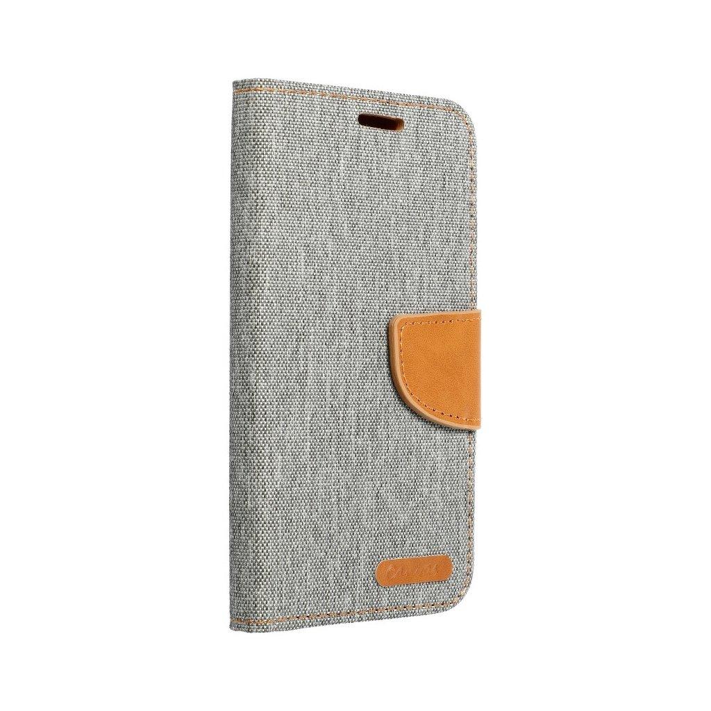 104332 3 pouzdro canvas book apple iphone xs 5 8 sede