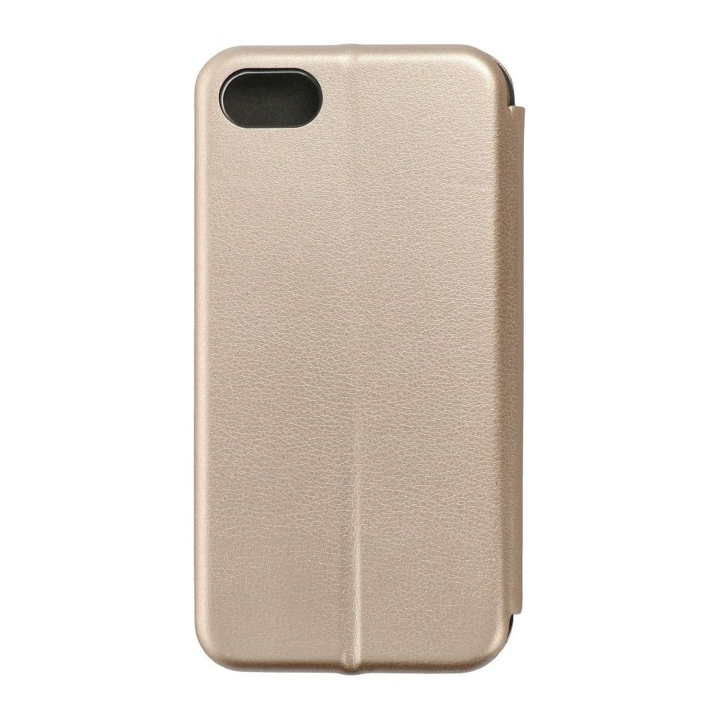 74075 1 pouzdro forcell book elegance apple iphone 7 zlate
