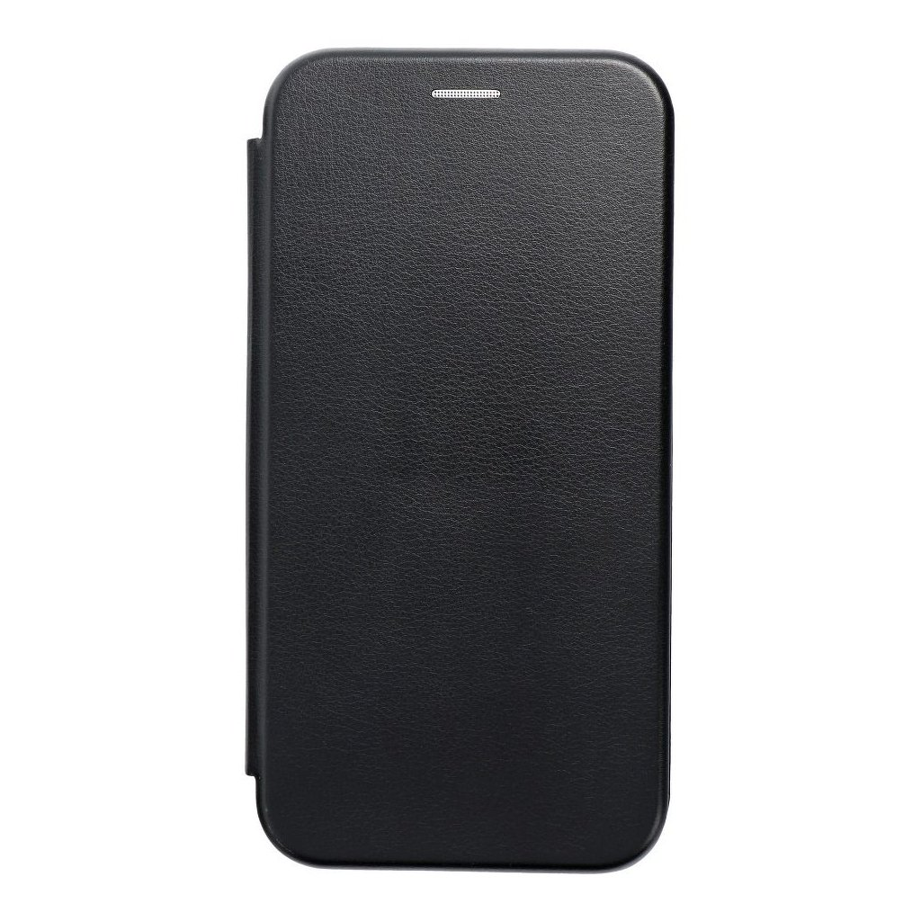 92124 3 pouzdro forcell book elegance apple iphone xs max 6 5 cerne