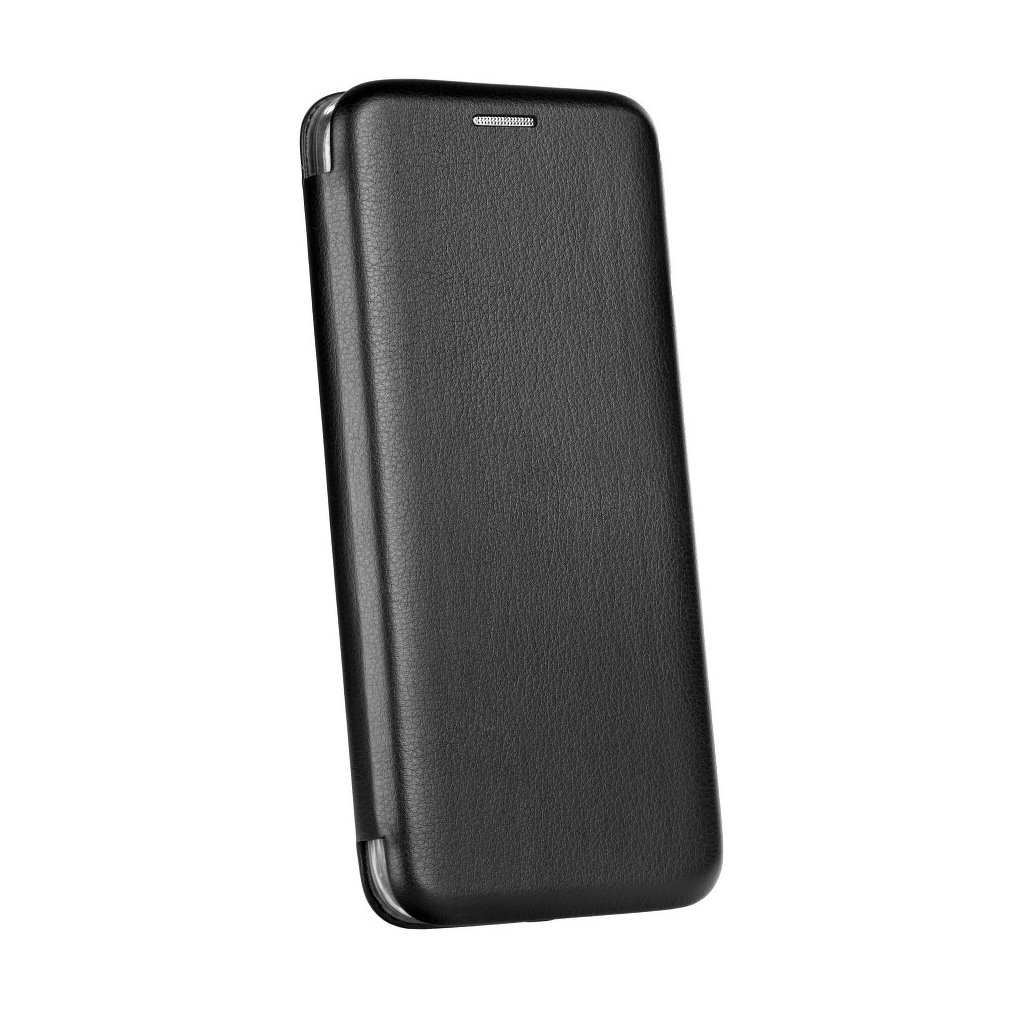 83148 1 pouzdro forcell book elegance nokia x6 cerne