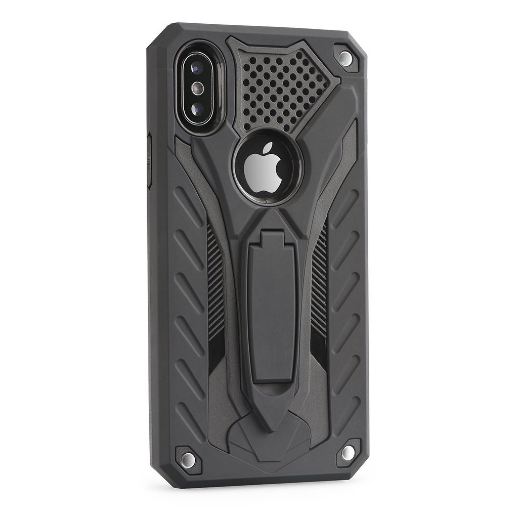 89604 pouzdro forcell phantom apple iphone 5 5s se cerne