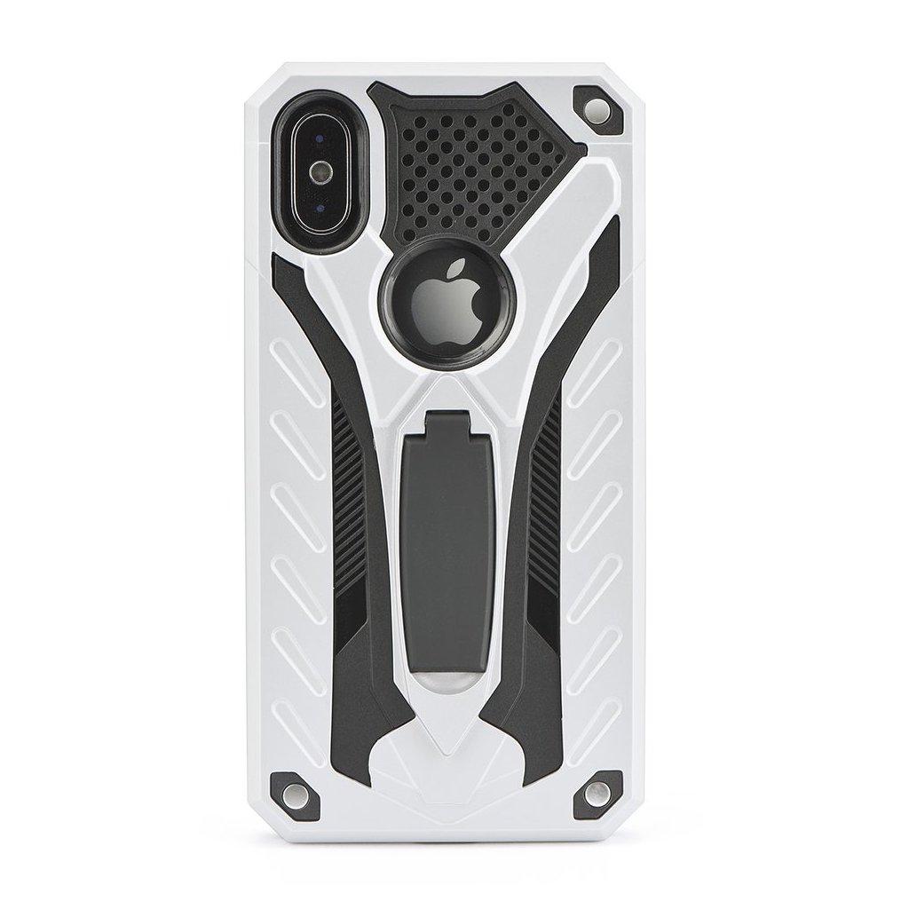 Pouzdro Forcell PHANTOM Apple Iphone 5 / 5S / SE stříbrné