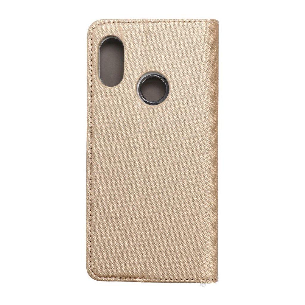 93063 pouzdro forcell smart case xiaomi mi a2 lite zlate
