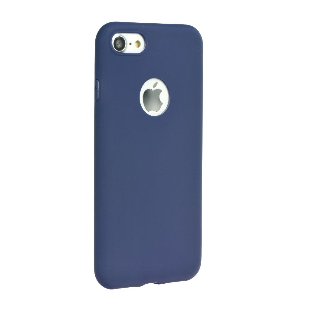 74327 1 pouzdro forcell soft apple iphone x tmave modre