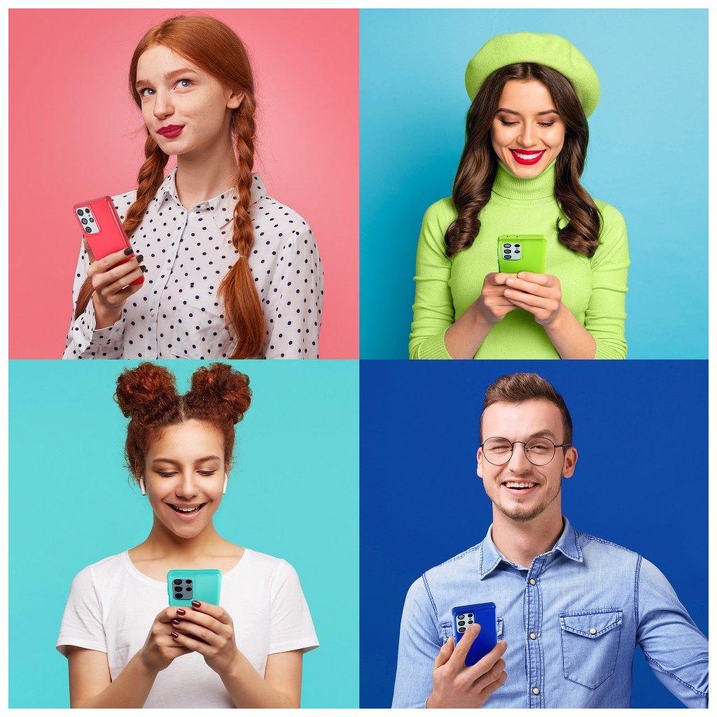 30475 pouzdro goospery mercury jelly pro apple iphone 6 plus limonka