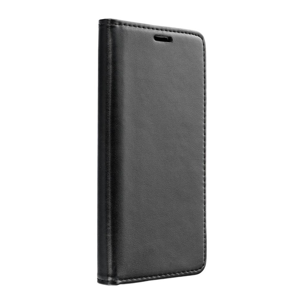 23341 4 pouzdro magnet flip wallet book apple iphone 6 6s cerne
