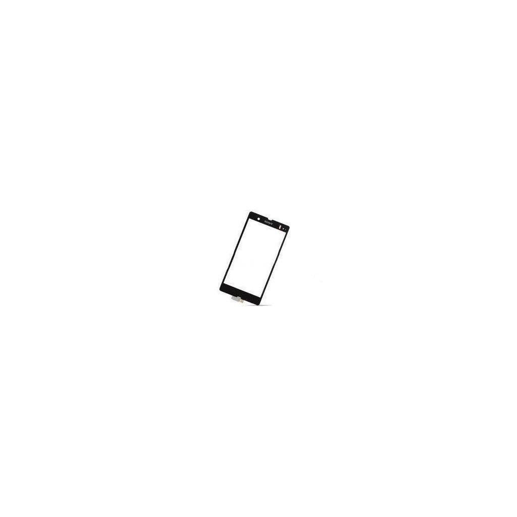 31558 dotykova plocha deska sony xperia z l36i c6603 c6602 cerna