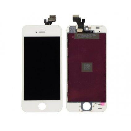 apple iphone lcd displej dotykova deska pro iphone 5 bila hq oem 2 w1200 cfff