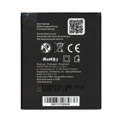 71717 baterie blue star 1400 mah li ion pro samsung i8160 galaxy ace 2 s7562 s duos s7560 galaxy trend