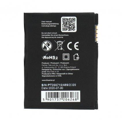 544 baterie blue star motorola v8 v9 u9 bx40 1050mah li ion bs premium