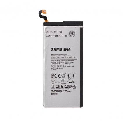33671 1 baterie samsung eb bg920abe 2550mah galaxy s6 bulk
