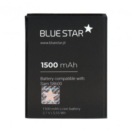 23671 2 blue star bsp baterie samsung s8600 wave3 1500m ah eb484659vu nahrada