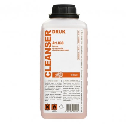 33590 2 cistici kapalina cleaner druk 1l