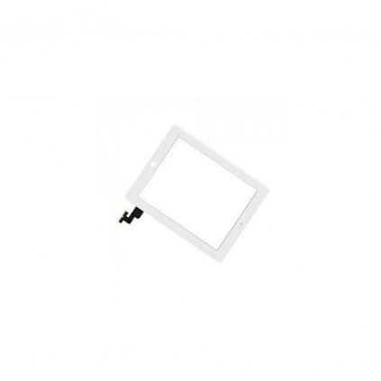 Dotyková deska iPad 3, iPad 4 White / bílá
