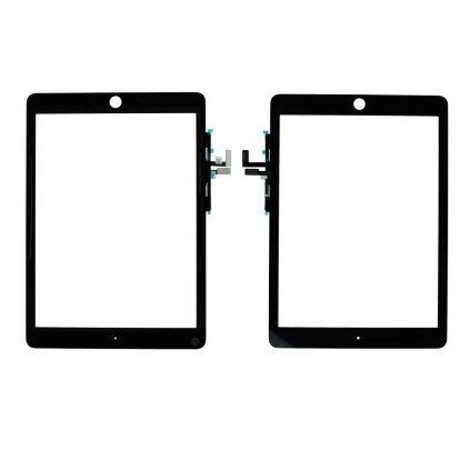 Dotyková deska pro iPad Air, sklo - černé (OEM)