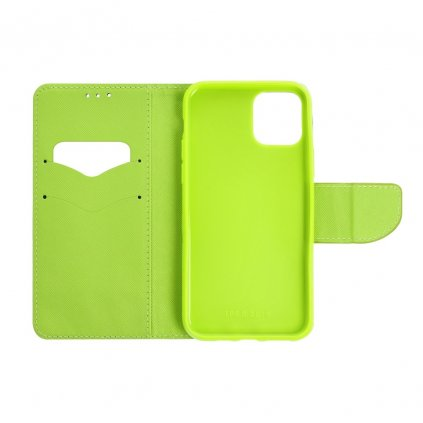 37583 fancy pouzdro book samsung g800 galaxy s5 mini modre