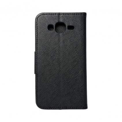 35982 2 fancy pouzdro book samsung j500 galaxy j5 cerne