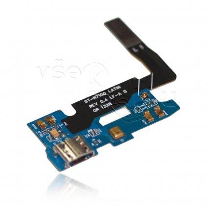 31345 2 flex kabel konektoru nabijeni samsung n7100 galaxy note 2 vc mikrofonu