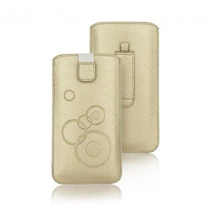 66778 2 forcell deko case apple iphone 5 5s 5se 5c zlate