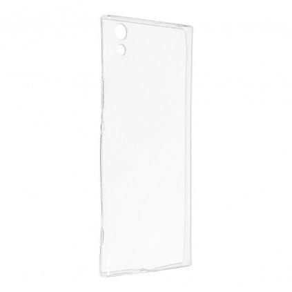 71651 forcell pouzdro back ultra slim 0 5mm pro sony g3221 xperia xa1 ultra transparentni