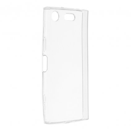 72194 forcell pouzdro back ultra slim 0 5mm pro sony xperia xz1 compact transparentni