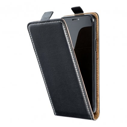 53140 forcell pouzdro slim flip flexi fresh pro apple iphone 5c cerne
