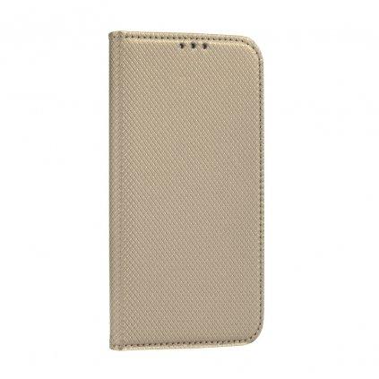 69003 forcell pouzdro smart case book pro samsung galaxy s8 edge zlate