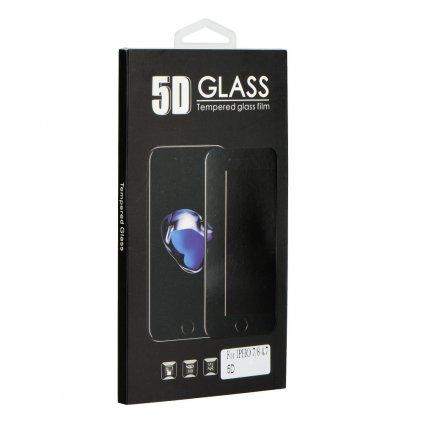 68726 2 forcell tvrzene sklo 5d full glue pro apple iphone 7 8 4 7 cervene