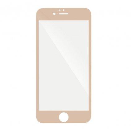 68765 2 forcell tvrzene sklo 5d hybrid full glue glass apple iphone 6 6s 4 7 zlate