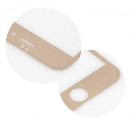 68750 2 forcell tvrzene sklo 5d hybrid full glue glass apple iphone 6 6s plus zlate