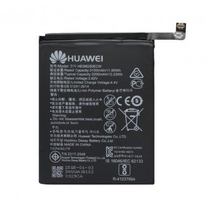 78949 1 huawei p10 baterie hb386280ecw 3200mah originalni bulk