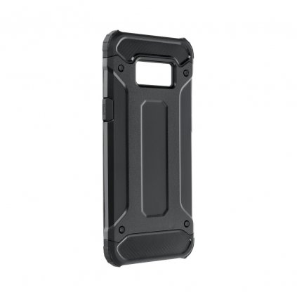 66280 obrnene pouzdro forcell armor samsung galaxy s8 plus cerne