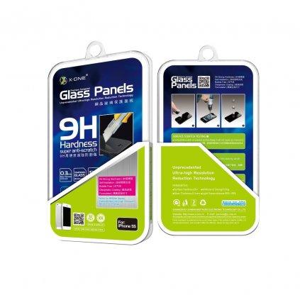 11152 3 ochranne tvrzene sklo x one premium glass 0 2mm pro iphone 6 6s 4 7 9h