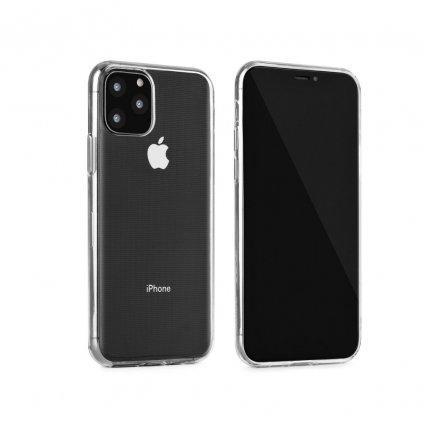 Pouzdro Back Case Ultra Slim 0,3mm - Honor 7 - transparentní