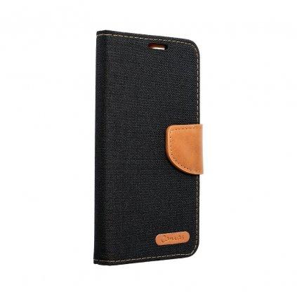 49703 pouzdro canvas mercury book pro apple iphone 5 5s se cerne