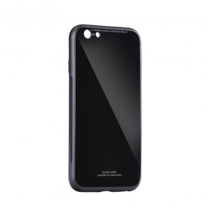 89337 1 pouzdro forcell glass apple iphone 5 5s se cerne