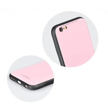 89376 1 pouzdro forcell glass apple iphone 5 5s se ruzove