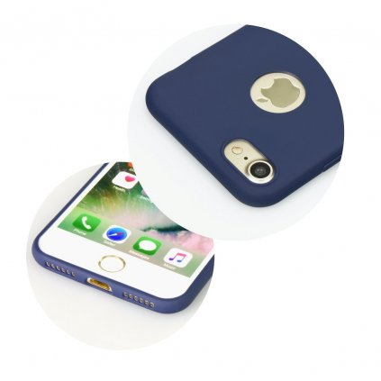 88587 1 pouzdro forcell soft apple iphone xs max 6 5 tmave modre