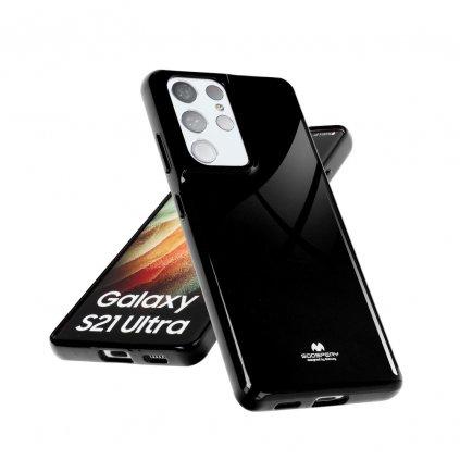 28192 2 pouzdro goospery mercury jelly apple iphone 6 6s cerne