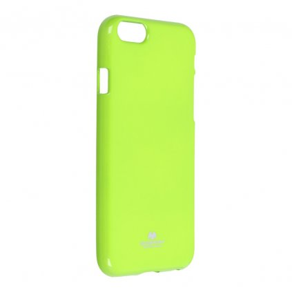 14446 1 pouzdro goospery mercury jelly apple iphone 6 6s limonka