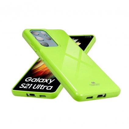 14446 pouzdro goospery mercury jelly apple iphone 6 6s limonka