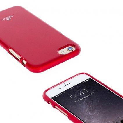 28195 pouzdro goospery mercury jelly apple iphone 6 6s ruzove