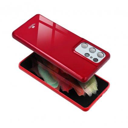 47090 1 pouzdro goospery mercury jelly apple iphone 7 plus cervene